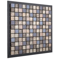Atlas Gold mosaic 300 x 300mm (18134)
