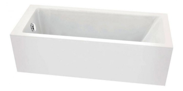 Veto 1700 x 750 mm Acrylic Bath Super Strong (18780)