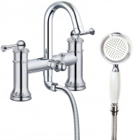 Rainford Traditional Bath Shower Mixer Tap (12770)