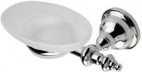 Avignon Wall Mounted Soap Dish. Chrome (XD20140100)