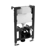 low frame & Cistern for wall hung pans (SK9045)