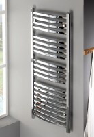 Syke Heated Towel Rail (770mm x 500mm) (15465)