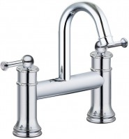 Rainford Traditional Bath Filler Tap (12769)