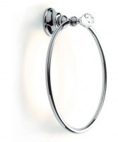 Pimlico Towel Ring. Chrome (XD26050100)