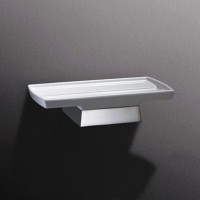 S7 Soap Dish - chrome (131792)