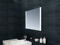 Neptune LED Mirror with Demister and Infra Red Sensor (650mm x 600mm) (15340)