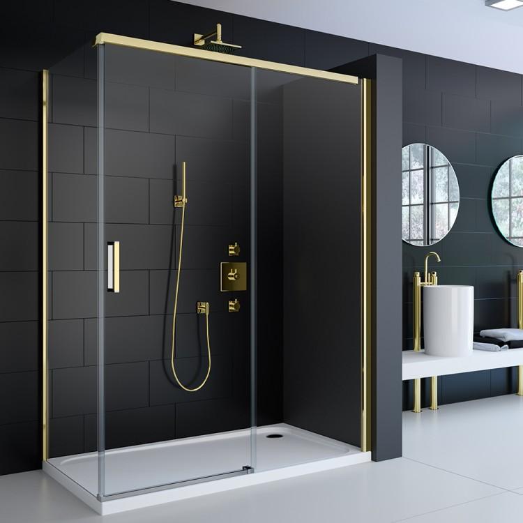 700 corner entry shower enclosure