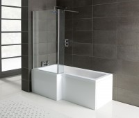 Bexley Gloss White 1500mm Bath Panel (for L-Shaped Bath) (18786)