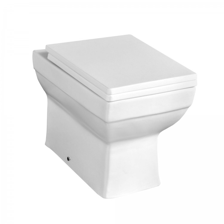 Neptune Back to Wall Toilet (18866)