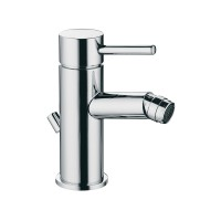 Vado Zoo Mono Bidet Mixer Single Lever With Pop-Up Waste - chrome (ZOO-110-CP)
