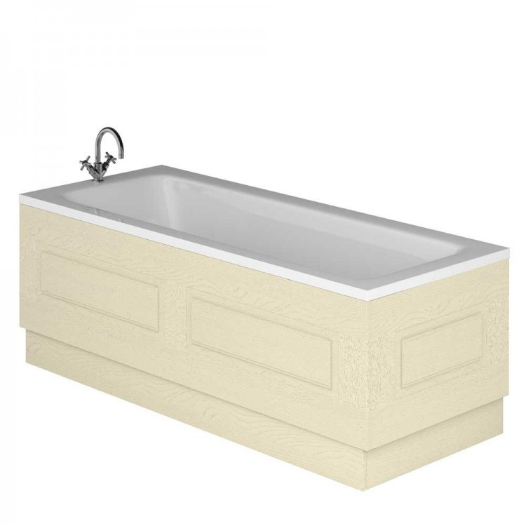 Butler Bath Panel Mussel Ash (1800mm) (20072)