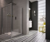 Rivar 1000mm Sliding Shower Door (12592)