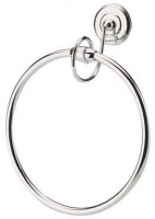 Istia Wall Mounted Towel Ring. Chrome (XD22130100)