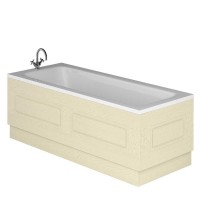 Butler Bath Panel Mussel Ash (1700mm) (20070)