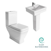 Aintree Toilet and Basin Suite (23628)