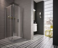 Rivar Pivot Door Shower Enclosure (800mm x 900mm) (15740)