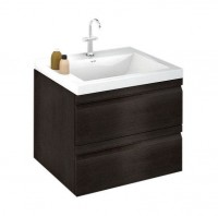Cubic 600 Wall Mounted Vanity Unit (15591)