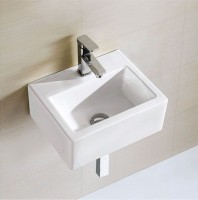 Blade Square Cloakroom Basin (18194)