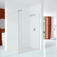 Merlyn - 10 Series Showerwall - 700mm with Stabilising Bar A (S10SW700H)
