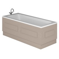 Butler Bath Panel Stone Grey Ash (1700mm) (20071)