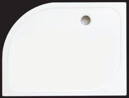 Quad shower tray freestanding vanity unit 600mm
