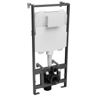 Slim frame & Cistern for wall hung pans (SK9046)
