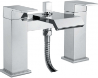 Cubic Bath Shower Mixer Tap (14931)